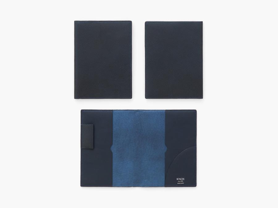 ダイアリー&ノートカバー B6(ブルー)